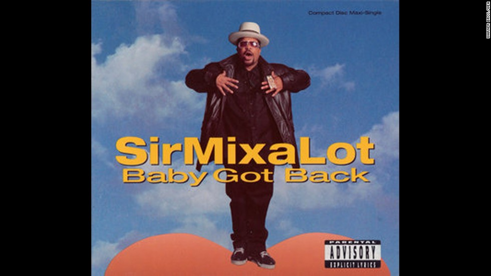 "Sir Mix-a-Lot's immortal proclamation that he likes big butts and cannot lie was the hottest song out around the July 4 holiday of 1992. The single, <strong>""Baby Got Back,""</strong> was No. 1 for five weeks."