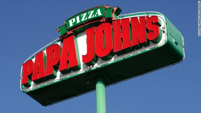 Papa John's apologizes for racist call