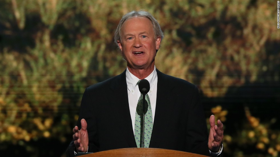 Who is Lincoln Chafee?