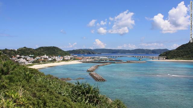 58. Akajima, Okinawa, Japan
