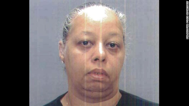 """""""My husband left me to make the apologies,"""" Pearl Gosnell said before being sentenced Wednesday for performing a late-term abortion and other crimes."""