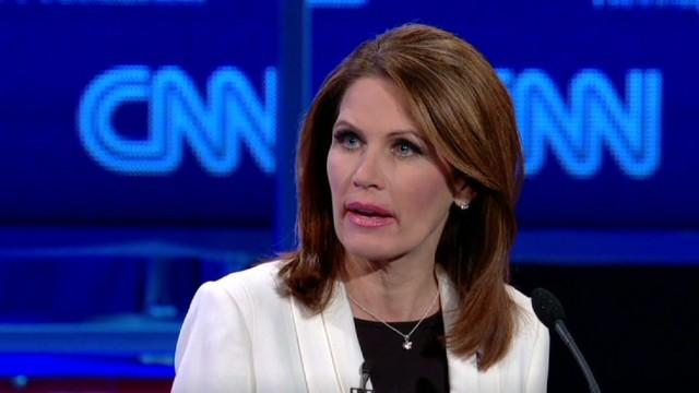 Michele Bachmann's political legacy