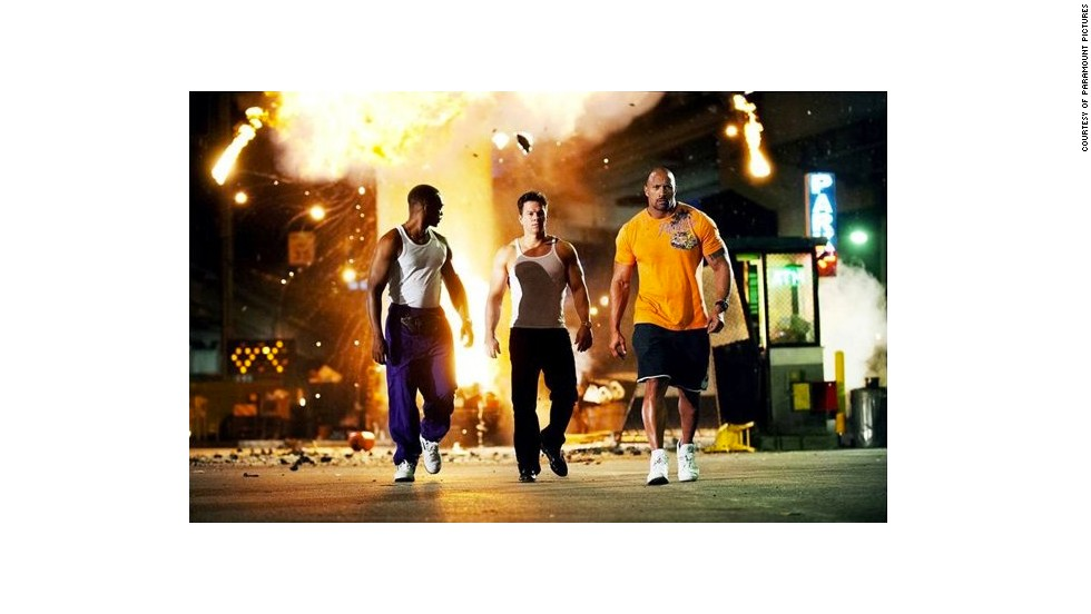 "When the weather heats up, it's natural to head for the coolness of your local movie theater. Here are a few cliches we can almost guarantee you will run across in some of the movies. Speaking of heat, we have to start with the crew casually walking away from the exploding vehicle like  Anthony Mackie, Mark Wahlberg and the Rock do in ""Pain and Gain.""Some others include ..."