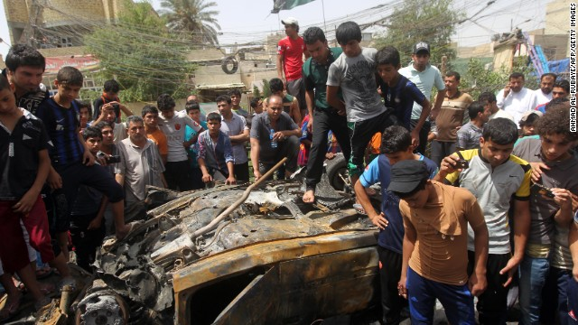 Attacks highlight rising terror in Iraq