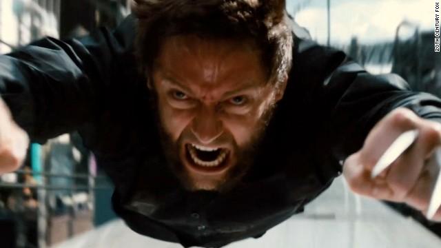 """Hugh Jackman stars as Logan/Wolverine in """"The Wolverine."""""""