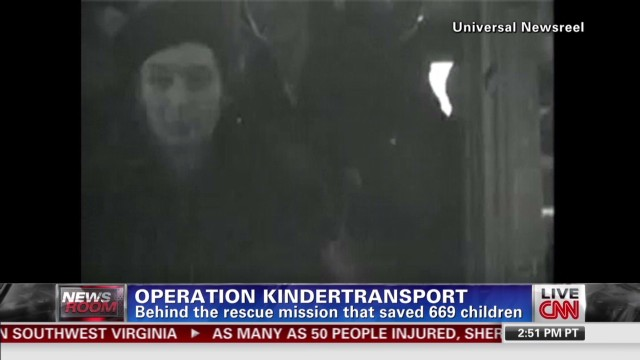 Behind Operation Kindertransport