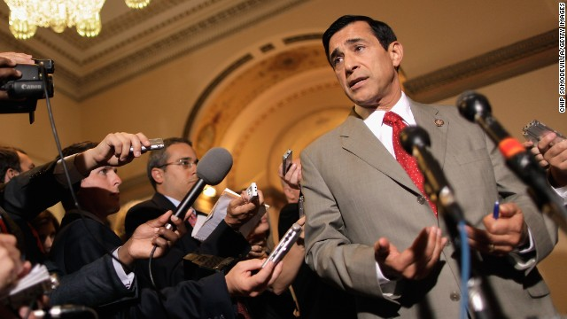 Rep. Issa expands IRS investigation