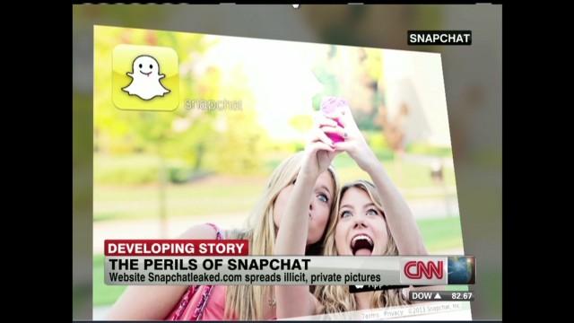 The perils of Snapchat