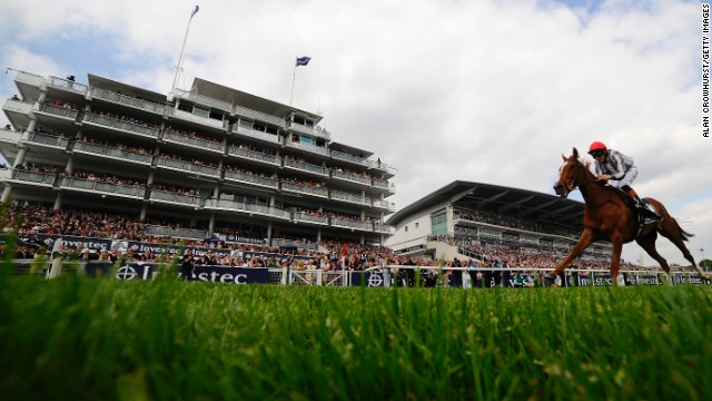 Talent beat a strong field to win the Oaks at Epsom ahead of stablemate Secret Gesture.