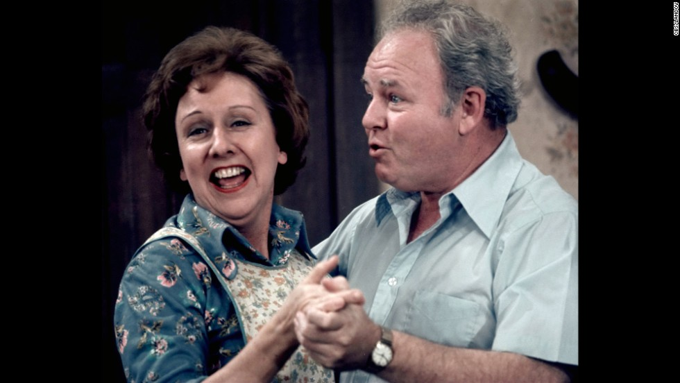 "Actress <a href=""http://www.cnn.com/2013/06/01/showbiz/jean-stapleton-obit/index.html"" target=""_blank"">Jean Stapleton</a>, who played alongside Carroll O'Connor in the groundbreaking 1970s TV sitcom ""All in the Family,"" died at age 90 on Saturday, June 1."