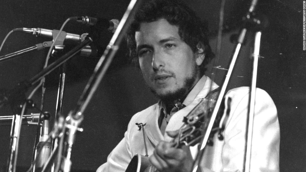 "Bob Dylan, whose was raised Jewish, became a born-again Christian in 1978 after his girlfriend converted and moved out, <a href=""http://www.guardian.co.uk/music/2012/sep/11/bob-dylan-classic-article"" target=""_blank"">according to The Guardian.</a> He released gospel albums, which got a varied reception. He later moved back toward secular music, but he <a href=""http://www.rollingstone.com/music/news/bob-dylan-on-his-dark-new-album-tempest-20120801"" target=""_blank"">told Rolling Stone</a> he drew from folk and gospel songs on his 2012 album ""Tempest."""