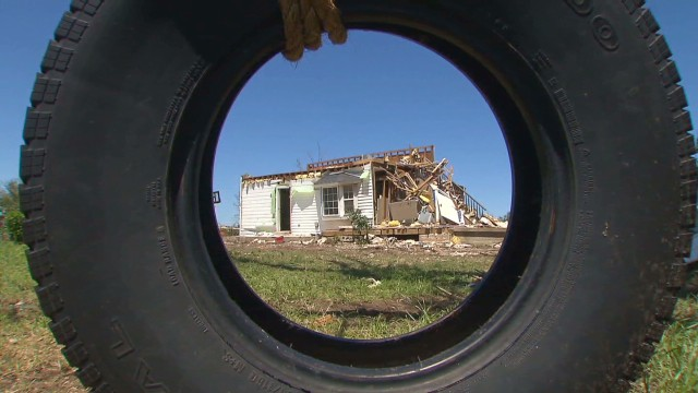 Tornadoes take toll on Oklahomans