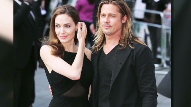 Angelina Jolie shines on red carpet