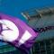 Yahoo HQ flag