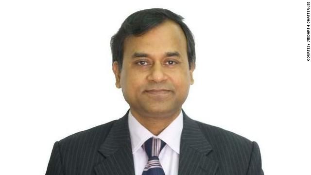 Siddharth Chatterjee