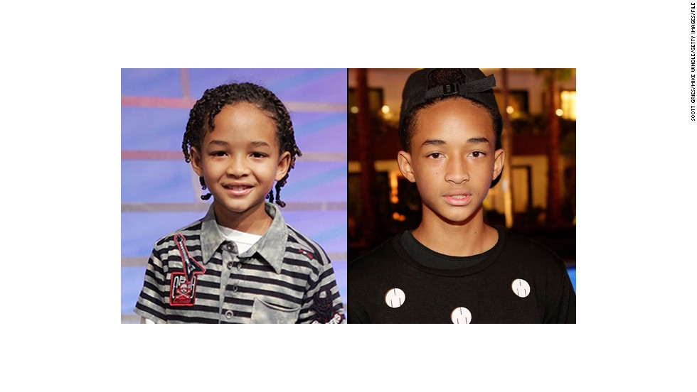"Jaden Smith, hijo de Will Smith, estelarizó ""The Pursuit of Happyness""."