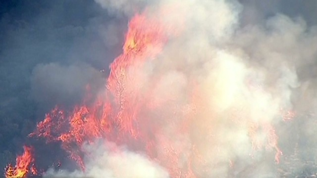 Powerhouse Fire grows past 30,000 acres