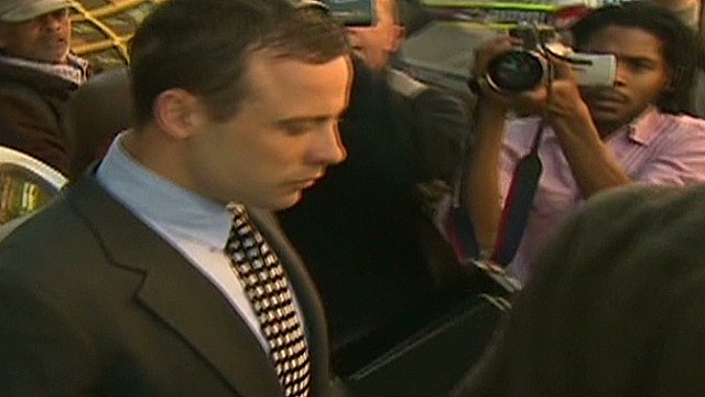 Why was Pistorius trial delayed?