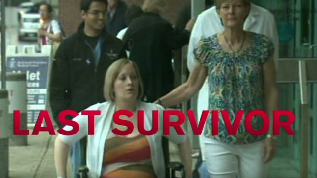 Last Boston bombing victim heads home