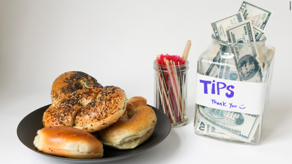 how to get on tipping point