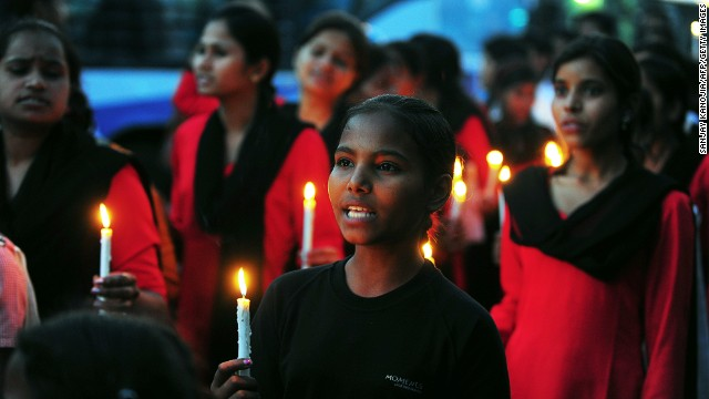 American allegedly gang-raped in India