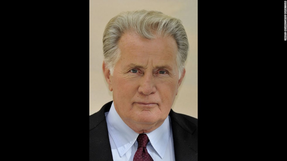 Martin Sheen dropped his birth name, Ramon Antonio Gerard Estevez, and has said he regrets it.