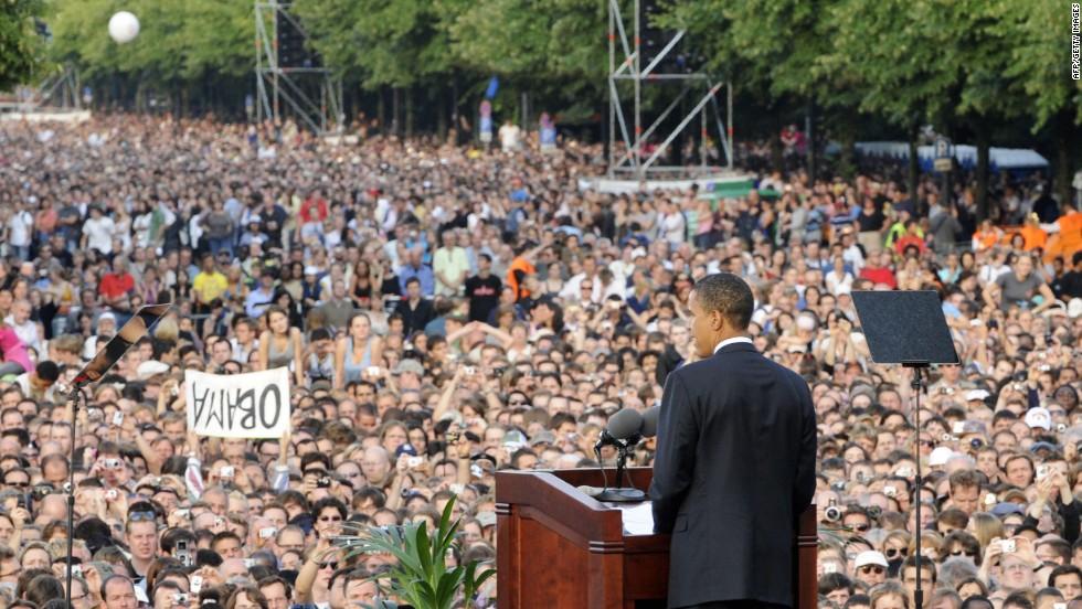 President Obama's passport to diplomacy
