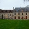canal barge cruise Abbaye exterior
