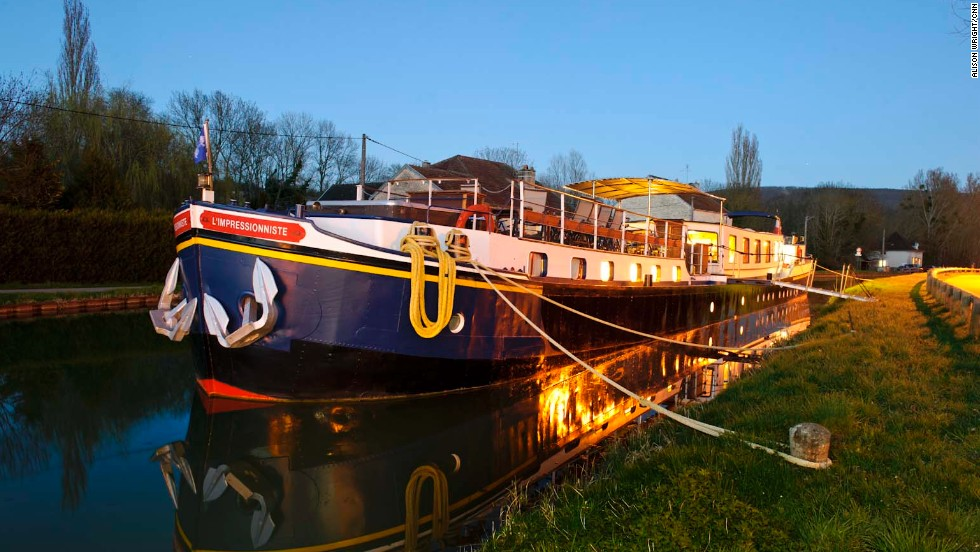 While canal barge cruises are available in a few European countries, France is by far the most popular destination.