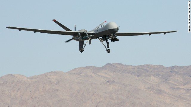 Drones fuel distrust in U.S. government