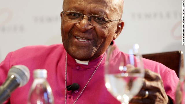 Tutu scolds feuding Mandela family