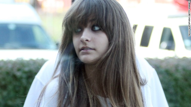 Michael Jackson's daughter hospitalized