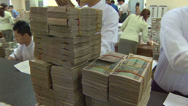 Can Myanmar shed credit-free society?