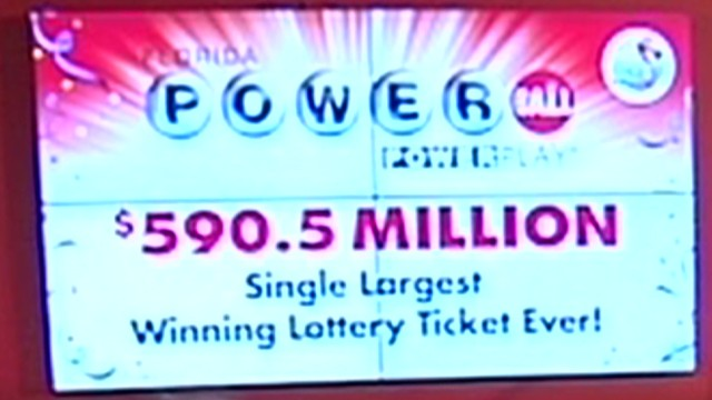 America, we have a Powerball winner ...