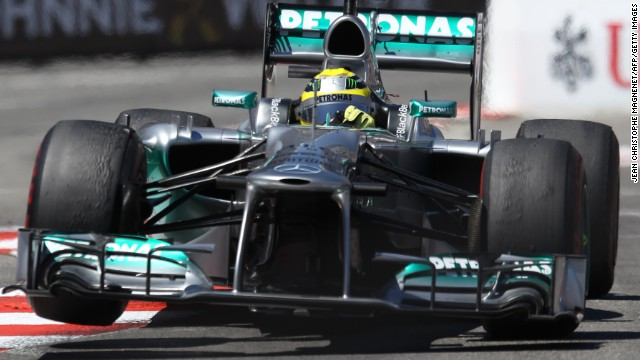 Mercedes could face sanctions after using its 2013 car in a private test with tire supplier Pirelli.