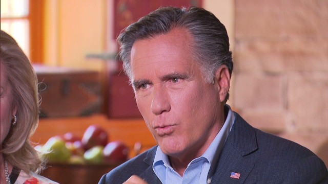 Romney: I was very upset after 47% remark