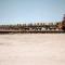 Etihad Rail - Track laying train