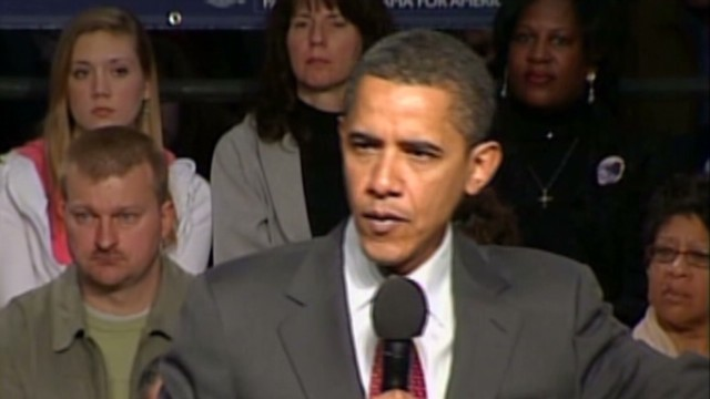 2008: Obama vows to reverse Bush laws