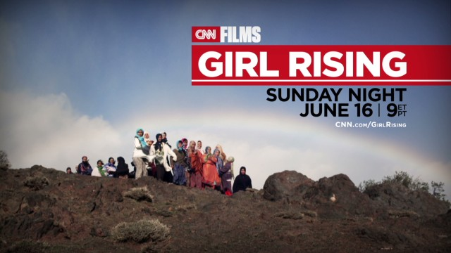 'Girl Rising,' coming at 9 p.m. ET Sunday