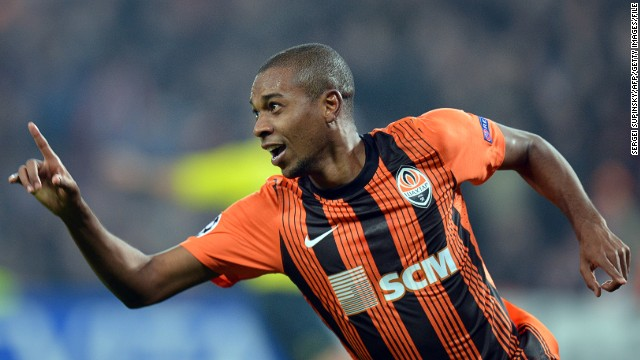 Fernandinho has five caps for Brazil and is Manchester City's latest big-money signing