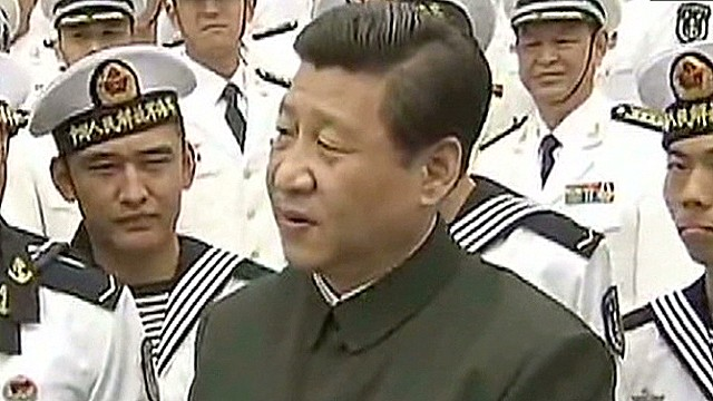Who is China's new leader?