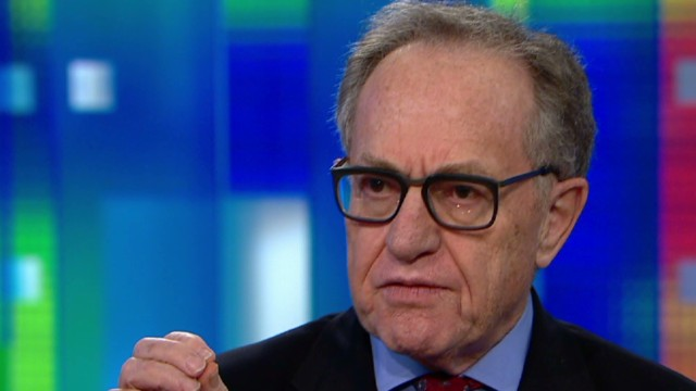 Dershowitz: Don't overreact to NSA acts