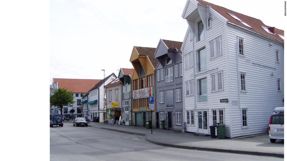 Stavanger, on the southern coast of Norway, is the world's third most expensive city for expats, says ECA, rising two notches from 2012. The city is often referred to as the Oil Capital of Norway. The country's energy company Statoil is also based here.