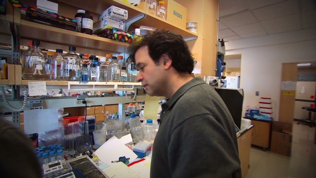 Alzheimer's researcher talks about his life's work