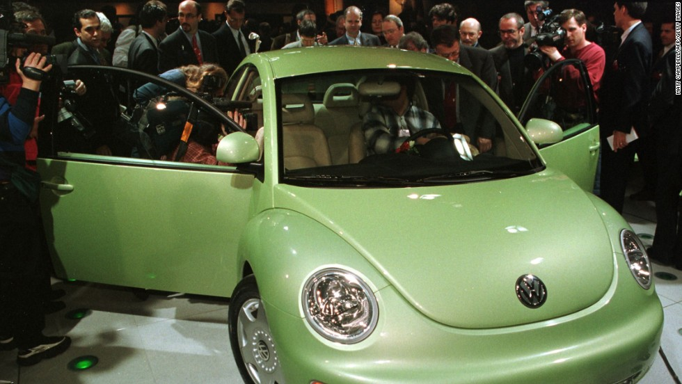 "Volkswagen released its ""New Beetle"" car in 1998, much to the fascination of the swarming media at an auto show in Detroit, Michigan. That same year, a movie rivalry popped up between two insect-filled films: ""A Bug's Life"" and ""Antz."""