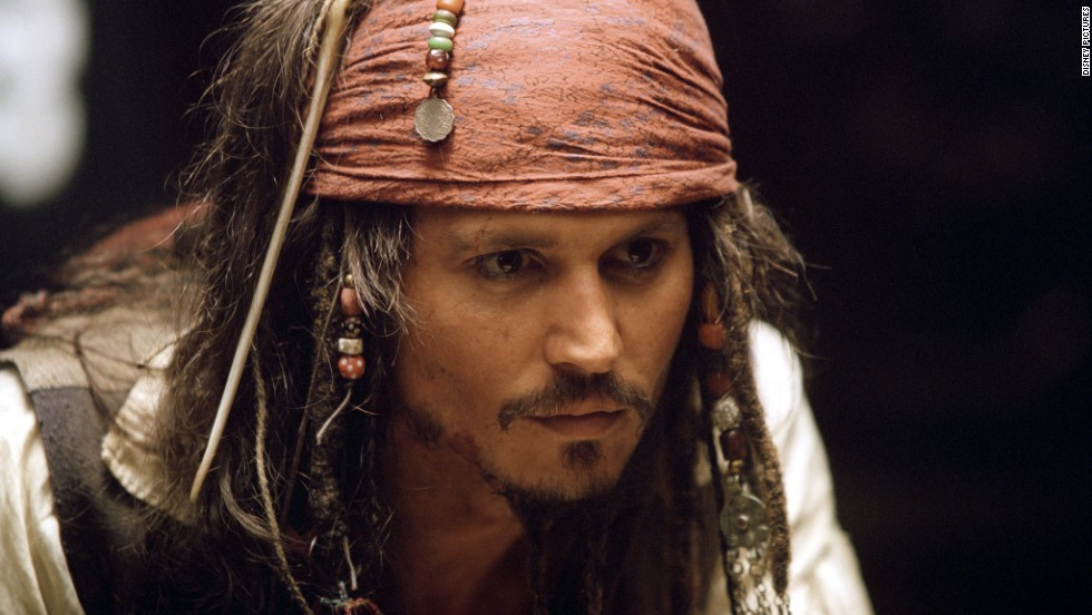 "Does it get more pirate camp than Johnny Depp channeling Keith Richards to play Captain Jack Sparrow in ""Pirates of the Caribbean""? The successful film franchise, based on a Walt Disney World ride of the same name, has been going strong since 2003's ""The Curse of the Black Pearl."" The fifth installment, ""Dead Men Tell No Tales"" is set to hit theaters in July 2017."