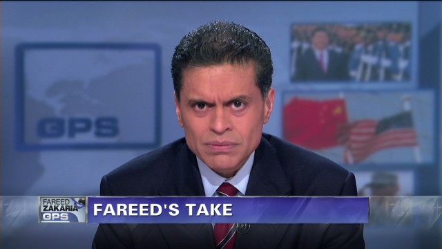 Fareed's Take: U.S.-China relations