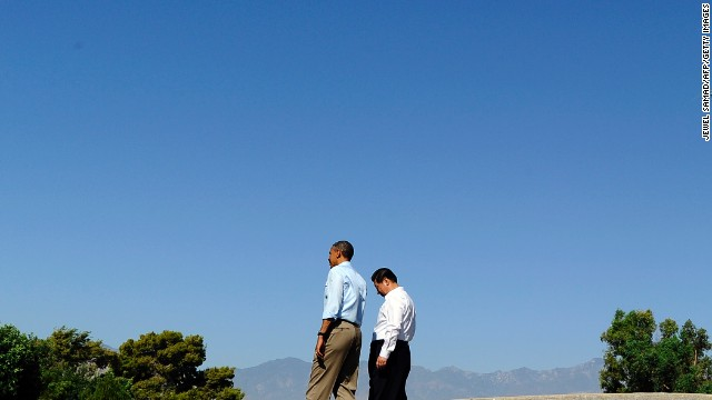 Obama, Xi pledge 'new relationship'