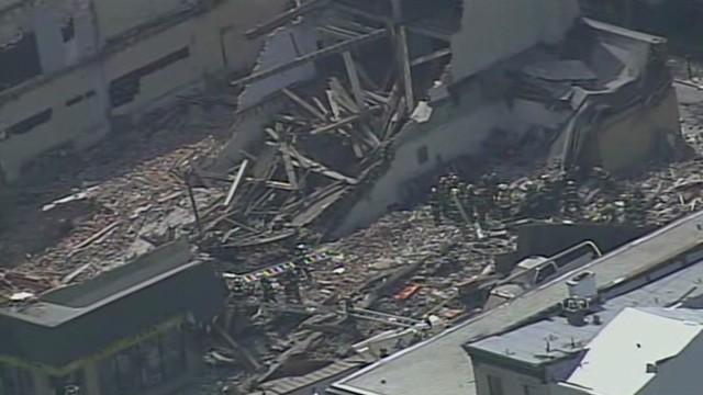 Building collapse now a criminal case