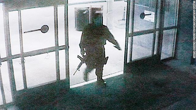 Police: Santa Monica shooter built gun
